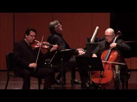 NOBILIS Trio  |  Cello Plus Chamber Music Festival  |  4.7.2017