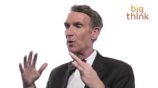 Bill Nye: Teaching Evolution? Think Thriller.