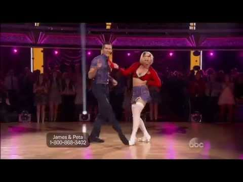 James Maslow - All Season 18 Dances- Dancing with the Stars