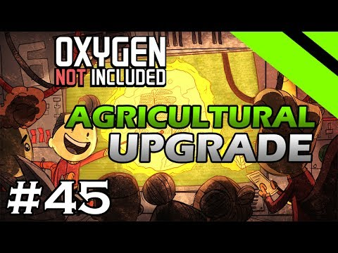 Oxygen Not Included - Agricultural Upgrade - HOT PLANTS (Str
