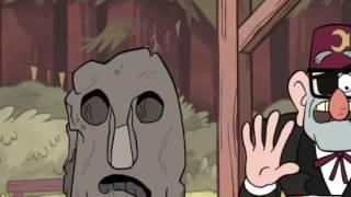 Gravity Falls Temporada 1 Capitulo 1 Turista Atrapado-COMPLETO -
