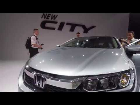 2017 New Honda City Facelift Walk Around Review Malaysia