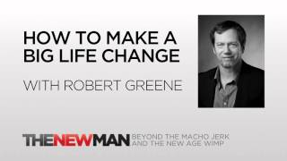 Robert Greene | Mastery, 48 Laws Of Power: Big Life Changes | The New Man Podcast with Tripp Lanier