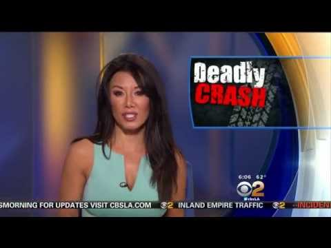 Sharon Tay 2015/06/15 CBS2 Los Angeles HD