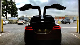Tesla warranty issues and lemon laws Model X P100D ludicrous mode