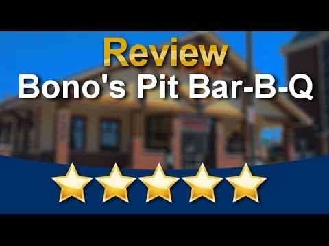 Bono's Pit Bar-B-Q Centennial Top Southern BBQ Review by smalachi
