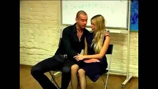 Как правильно целоваться с девушкой  Соблазнение девушки поцелуем