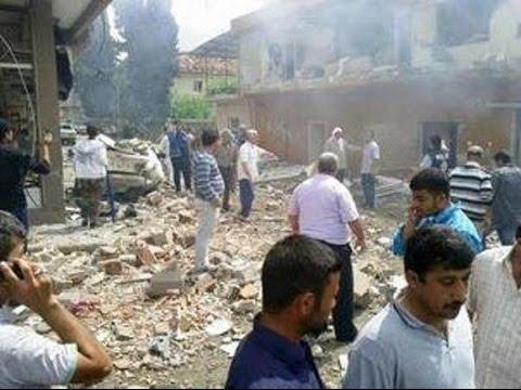 Blast at Syria Turkey Border | Kills 20 Rebels