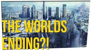 Scientist Claims 1/20 Chance Humans Go Extinct This Century ft. Steve Greene
