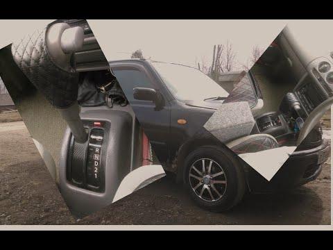 Nissan March K11 - Коробка 1часть !!!