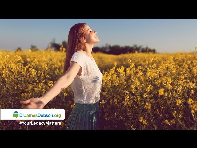Healing the Past and Moving On - Day 2 with Dr. James Dobson's Family Talk   03/01/2019