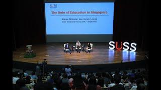 Q10: On blockchain technology (SUSS Ministerial Forum 2019)