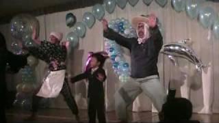 僕はりく。4歳です。 結婚式の舞台で「小麦ちゃん」を披露しました。 お...