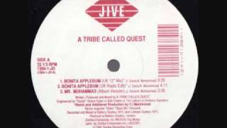 "Bonita Applebum (UK 12"" Mix) - A Tribe Called Quest"
