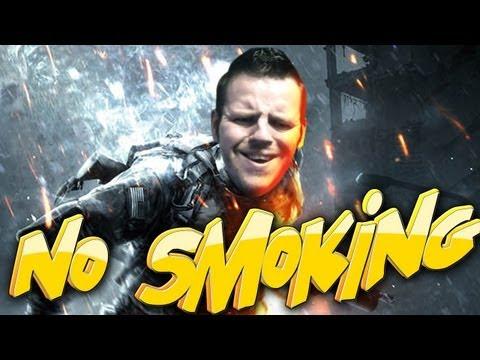 Battlefield 3 Passive smoking