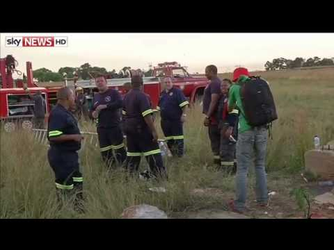 South Africa: Miners Rescued From Disused Shaft