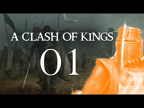 A Clash of Kings 3.0 Gameplay - Part 1 (CHALLENGE ACCEPTED - Let's Play A Clash of Kings 3.0)