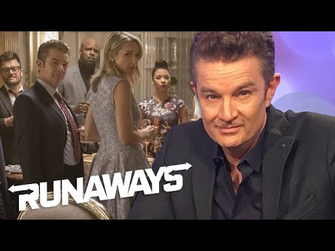 James Marsters Talks 'Runaways' and His Wish to Take on Tony Stark