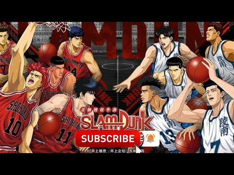SLUM DUNK - Shohoku vs Ryonan Full Episode (TAGALOG)