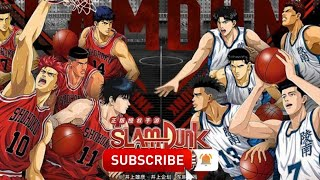 SLAM DUNK - Shohoku vs Ryonan Full Episode (TAGALOG)