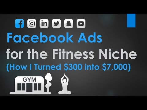 Facebook Advertising for Gyms, Yoga Studios, Crossfit, MMA & More | Facebook Ads for Fitness