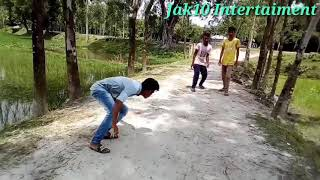 Village Stupid Boy's Eid New Funny Video Clips 2018 | Eid Special Comedy Video | Jak10 Intertaiment.