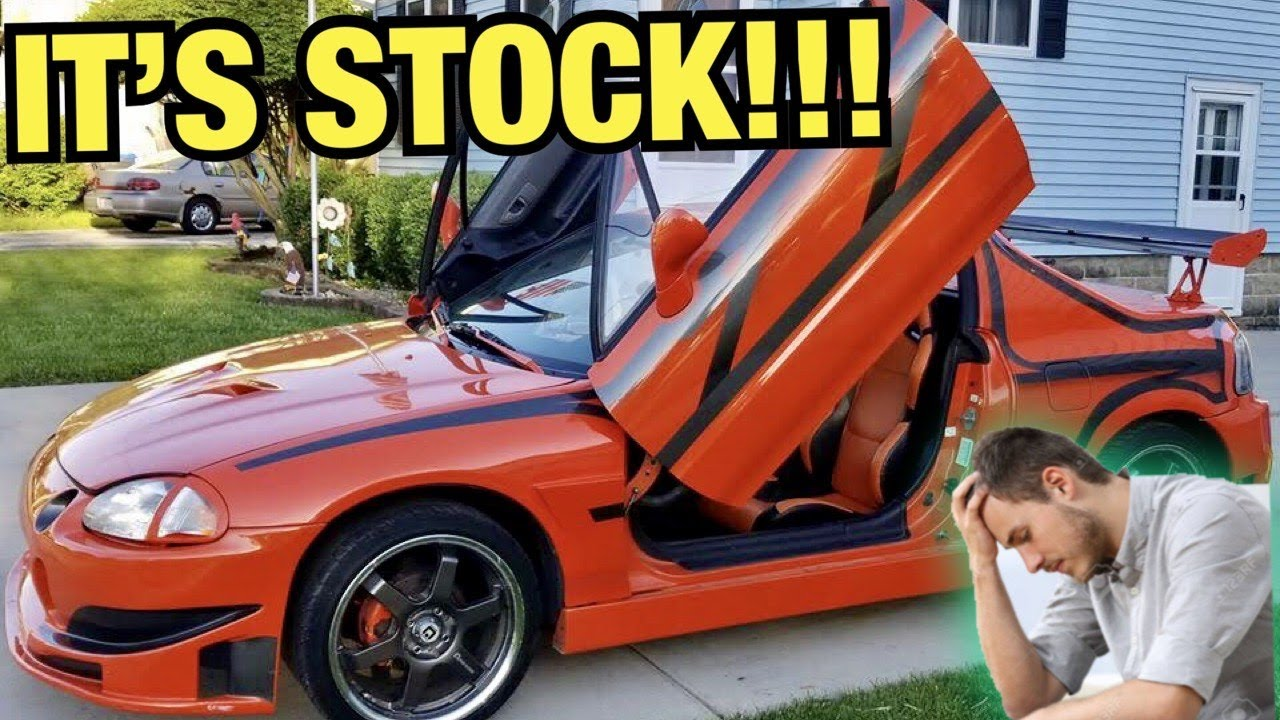 WORST Ricer Cars For Sale - Ricer Parts Don't Add Value