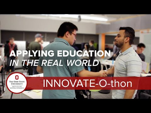 IMR Innovate-o-Thon: What Makes an Innovate-o-Thon Worth It?