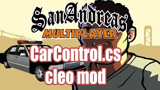 GTA - SAMP 0.3.7 Car Control | Cleo Mod | Download