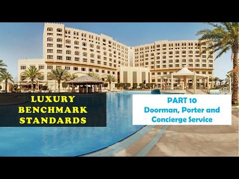 Part 10 - Doorman, Porter and Concierge Service