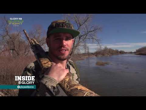 GLORY 48 New York: Training and Duck Hunting with Chris Camozzi