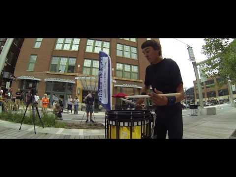 Adam Wilson: Snare Solo
