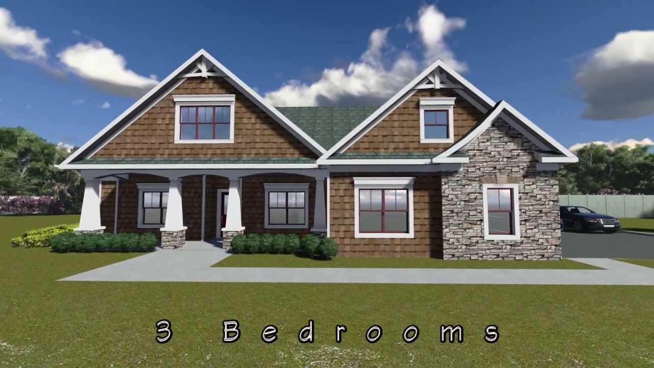 Americas Best House Plans 009 00072 YouTube