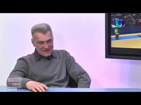 TeleU: Antonio Foale la Tribuna polisportivă