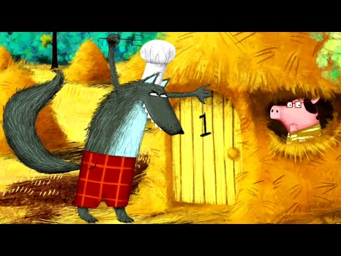 The Three Little Pigs - A 3D Fairy Tale by Nosy Crow - Best Apps for Kids