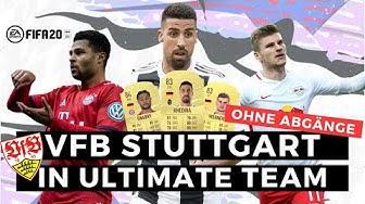 FIFA 20 die besten VfB Stuttgart Spieler in Ultimate Team ohne Abgänge