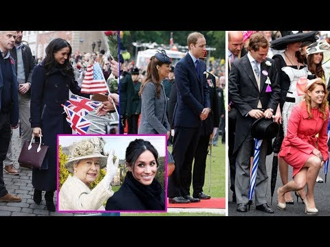 Queen refused to Meghan Markle mastered the British royal protocol ... Why?