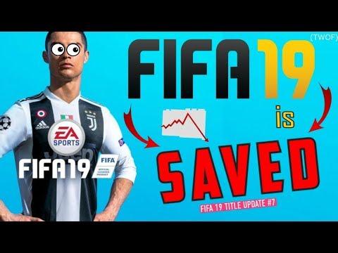 EA SPORTS ARE FIXING FIFA 19...lol