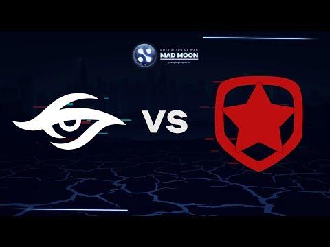 Team Secret vs Gambit Esports vod