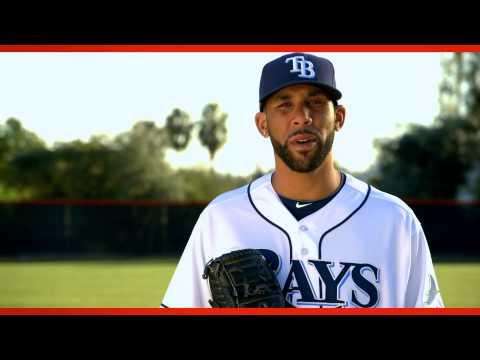 Major League Baseball 2K13 - David Price Trailer
