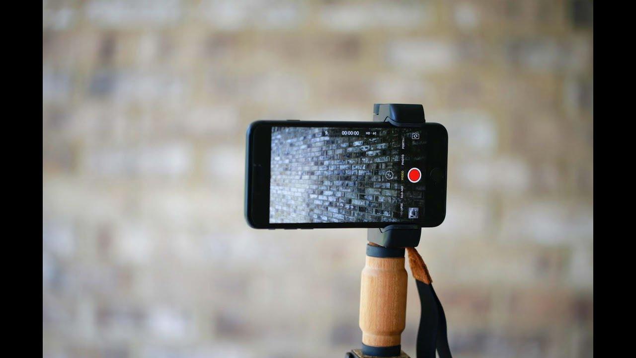 détaillant en ligne 4e806 1f070 ShoulderPod S2 - The professional handle grip for your smartphones.