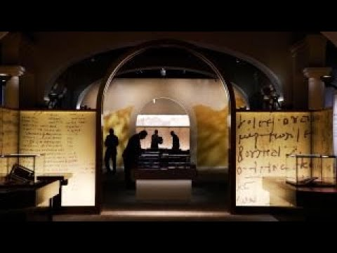 Museum of the Bible opens in DC