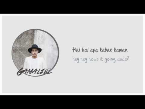 Gamaliel Audrey Cantika (GAC) - Bahagia (Lyric Video & English Translation)