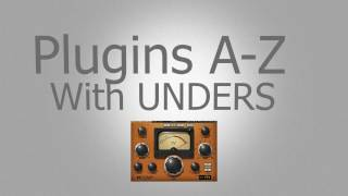A to Z of Plugins H-Comp By Waves