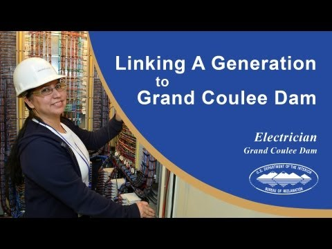 Linking a Generation to Grand Coulee Dam
