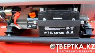 Бензиновый генератор DEMARK DMG 3500 FE смотреть