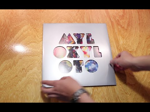 Download Mylo Xyloto (Coldplay) - Vinyl Unboxing