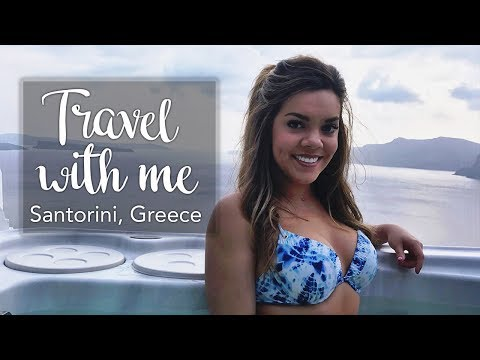 Travel With Me || GREECE DAY 4 || Spring Break Vlog