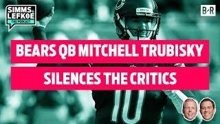 Bears QB Mitchell Trubisky Silences Critics in Win vs. Lions | NFL Week 10 Recap