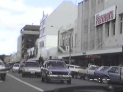 Broadway Avenue Palmerston North 1994